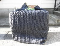 タンスの梱包例